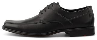 Lloyd - Derby-Schnürer Lucan in schwarz, Business-Schuhe für Herren