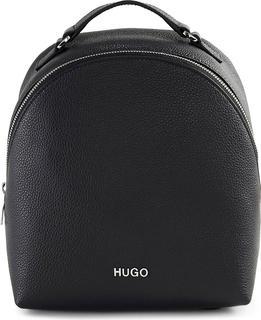 HUGO - Rucksack Victoria Small in schwarz, Rucksäcke für Damen