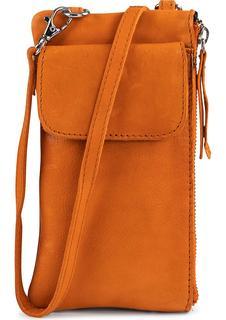 COX - Smartphone-Tasche in orange, Handyhüllen & Zubehör für Damen