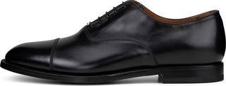 Franceschetti - Calf Tek in schwarz, Business-Schuhe für Herren