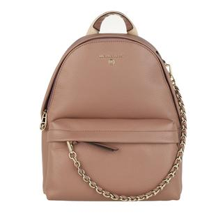 MICHAEL KORS - Rucksack - Slater Medium Backpack Dark Fawn - in rosa - für Damen
