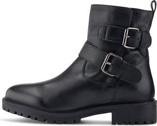 Geox - Winter-Boots D Hoara A in schwarz, Boots für Damen