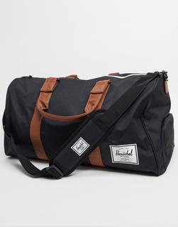 Herschel Supply Co - Novel – Schwarze Reisetasche