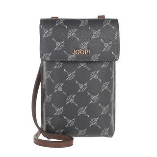 JOOP! - Umhängetasche - Cortina Pippa Phone Case Crossbody Dark Grey - in grau - für Damen