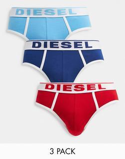 Diesel - Andre – Slips im 3er-Pack-Mehrfarbig