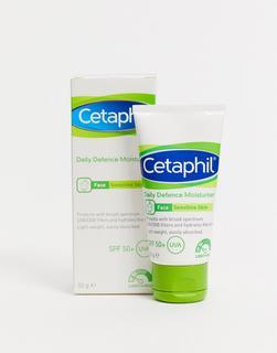 Cetaphil - Daily Facial SPF50+ - für empfindliche Haut, 50 g-Keine Farbe