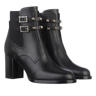 Valentino - Boots - Beatles Boots Leather Nero - in schwarz - für Damen