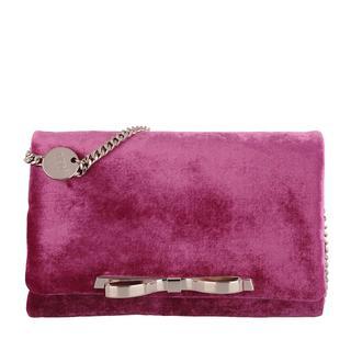 REDValentino - Umhängetasche - Clutch Fandango - in pink - für Damen