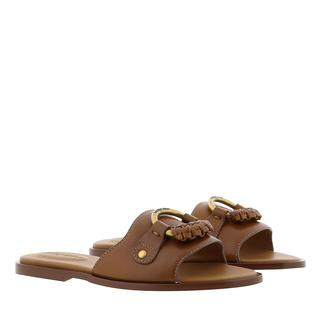 See by Chloé - Sandalen - Sandals Cammelo - in cognac - für Damen