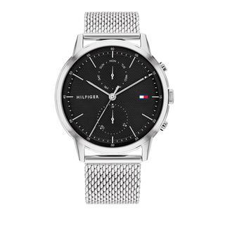 TOMMY HILFIGER - Uhr - Easton Watch Silver - in silber - für Damen