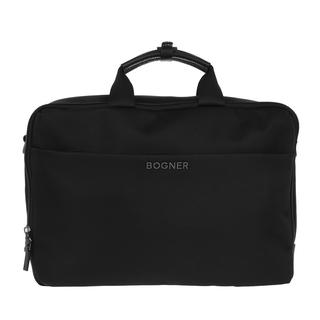 BOGNER - Aktentasche - Keystone Mattis Briefbag Black - in schwarz - für Damen