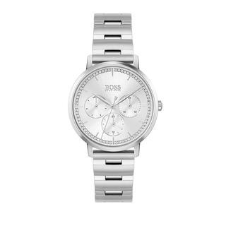 Boss - Uhr - Prima Watch Stainless Steel - in silber - für Damen