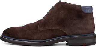 Lloyd - Schnürer Holmes in dunkelbraun, Business-Schuhe für Herren