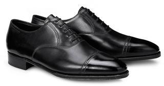 John Lobb - Schnürer Philip 2 in schwarz, Business-Schuhe für Herren