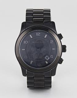 MICHAEL KORS - MK 8157 – Chronographen-Armbanduhr in Schwarz