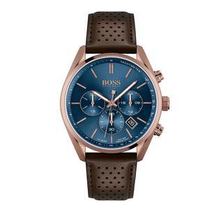 Boss - Uhr - Champion Watch Coffee - in braun - für Damen