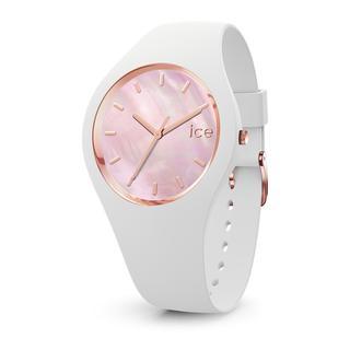 Ice Watch - Uhr - ICE PEARL white - in weiß - für Damen