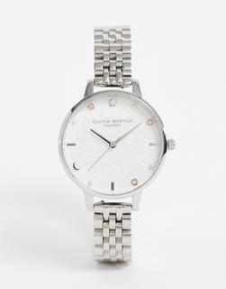 Olivia Burton - OB16GD30 Celestial – Silberne Armbanduhr