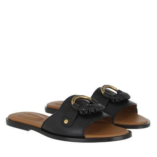 See by Chloé - Sandalen - Sandals Black - in schwarz - für Damen