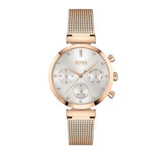 Boss - Uhr - Flawless Watch Roségold - in roségold - für Damen