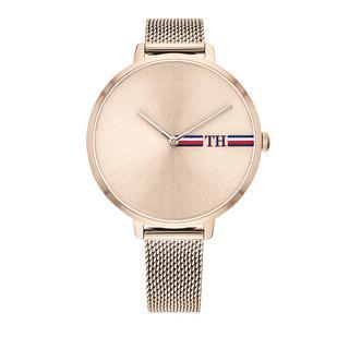 TOMMY HILFIGER - Uhr - Quartz Watch Roségold - in roségold - für Damen