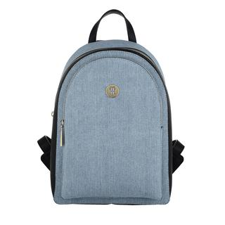 TOMMY HILFIGER - Rucksack - Core Backpack Denim Denim - in blau - für Damen