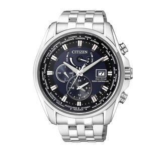 Citizen - Uhr - Radio Controlled Wristwatch Silver Black - in silber - für Damen