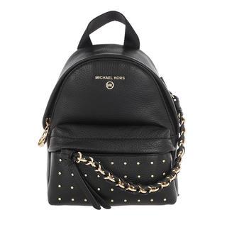 MICHAEL KORS - Rucksack - Small Canvas Messenger Backpack Black - in schwarz - für Damen - 212.00 €