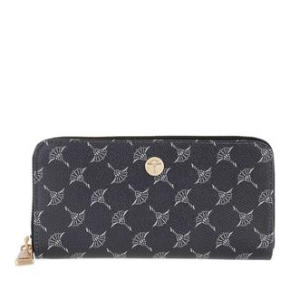 JOOP! - Portemonnaie - Cortina Melete Purse Wallet Dark Grey - in marine - für Damen