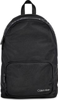 Calvin Klein - Rucksack Item Backpack W/zip Pocket in schwarz, Rucksäcke für Herren