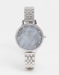 Olivia Burton - OB16GD65 Celestial – Silberfarbene Armbanduhr