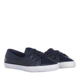 lacoste - Sneakers - Ziane Ballerinas Navy White - in blau - für Damen
