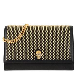 alexander mcqueen - Clutch - Skull Crossbody Bag Black - in schwarz - für Damen