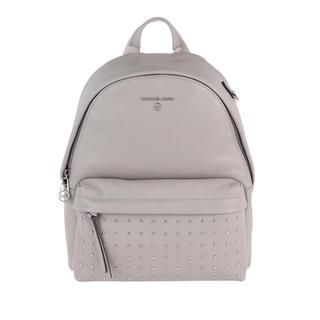 MICHAEL KORS - Rucksack - Medium Backpack Pearl Grey - in grau - für Damen