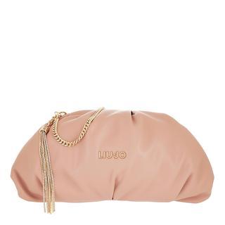 Liu Jo - Umhängetasche - Small Pochette Cameo Rose - in rosa - für Damen