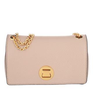 coccinelle - Umhängetasche - Handbag Grainy Lea Powder Pink - in beige - für Damen