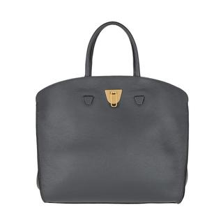 coccinelle - Tote - Handbag Grained Leather Ash Grey - in grau - für Damen