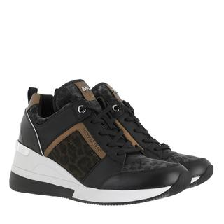 MICHAEL KORS - Sneakers - Georgie Trainer Blk/Bronze - in schwarz - für Damen