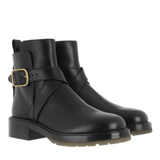 Chloé - Boots - Boots Leather Black - in schwarz - für Damen