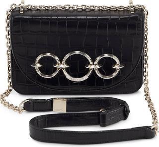Marc Cain - Luxus-Schultertasche in schwarz, Umhängetaschen für Damen