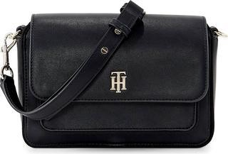TOMMY HILFIGER - Umhängetasche Th City Crossover in schwarz, Umhängetaschen für Damen