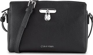 Calvin Klein - Crossbody-Bag Dressed Business Ew in schwarz, Umhängetaschen für Damen