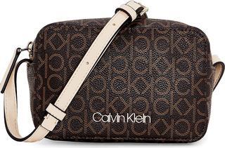 Calvin Klein - Umhängetasche Camera Bag in mittelbraun, Umhängetaschen für Damen