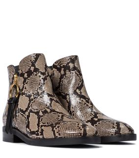 See by Chloé - Ankle Boots Louise aus Leder
