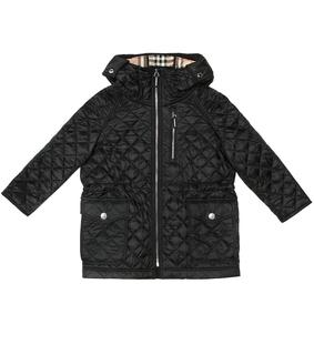 Burberry Kids - Steppjacke Trey