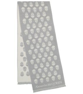 alexander mcqueen - Schal aus Wolle
