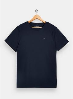 Tommy Jeans - Mens Tommy Hilfiger Navy Icon T-Shirt, Navy