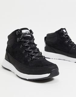 THE NORTH FACE - Back-to-Berkeley Redux Lux – Schwarze Stiefel