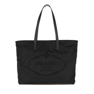 Prada - Tote - Tote Bag Black - in schwarz - für Damen