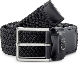 Calvin Klein - Textil-Gürtel Formal Elastic Belt in schwarz, Gürtel für Herren